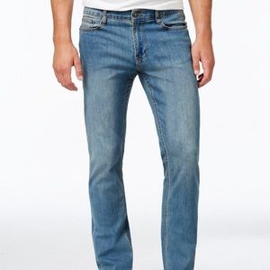 Ring of Fire Relic Denim Straight Cut Jeans